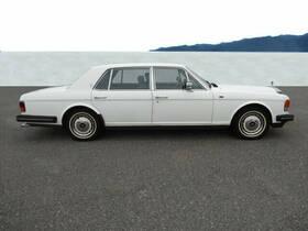 ROLLS-ROYCE (GB) Silver Spur III Limousine, einer der letzt gebauten