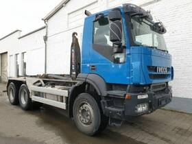 IVECO-MAGIRUS Trakker 260T41/6x4/35
