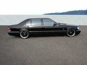 MERCEDES-BENZ S 500L Limousine lang