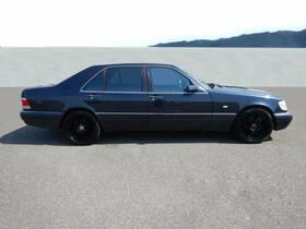 MERCEDES-BENZ S 500 L Limousine lang
