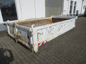 WESER CONTAINERBAU Abroll AS14
