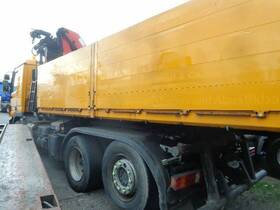 Abrollbehälter Abrollcontainer PK 16502-C