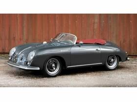 PORSCHE 356 A 1600 Speedster