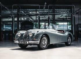 JAGUAR (GB) XK 140 SE Roadster