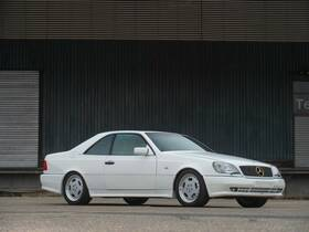 MERCEDES-BENZ S 600 Coupe