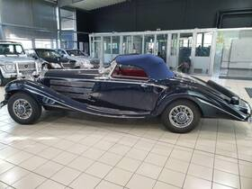 MERCEDES-BENZ Replica 540 K Sbarro Spezial Roadster No. 5 / 12