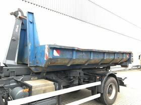 VEB SA 13 Abrollcontainer