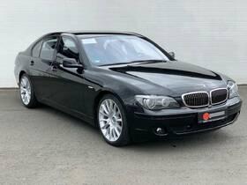 BMW 745 D Limousine, Sportpaket