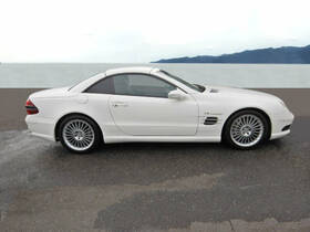 MERCEDES-BENZ SL 55 AMG Roadster