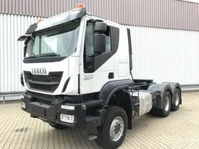 IVECO-MAGIRUS Trakker AT720T45 6x6