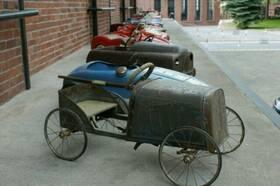 Sonstige Hersteller Pedal Cars - Ca. 18x VORHANDEN
