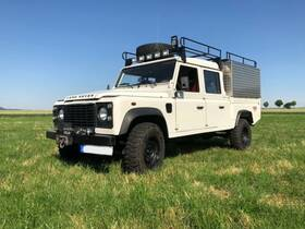 LAND ROVER (GB) Defender 130 Td4
