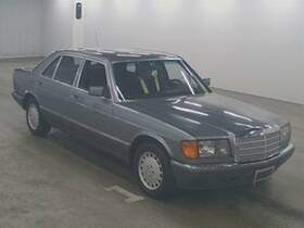 MERCEDES-BENZ 420 SEL Limousine lang