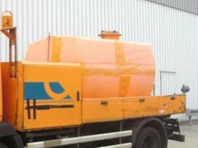 Sonstige Hersteller DA22, 5.000 ltr. Tank mit Pumpe