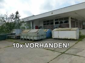 Sonstige Hersteller Abrollcontainer 3-15m³