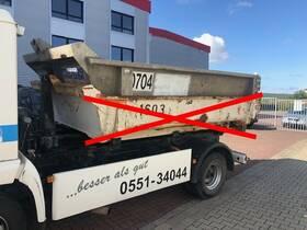 Sonstige Hersteller Multilift Abrollcontainer STB03/A