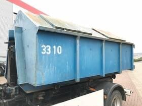 Sonstige Hersteller City-Abrollcontainer mit Deckel ca. 8,5m³