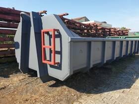 GASSMANN Abrollcontainer Flügeltüren