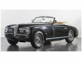 ALFA ROMEO (I) 6C 2500 SS Cabriolet by Pinin Farina