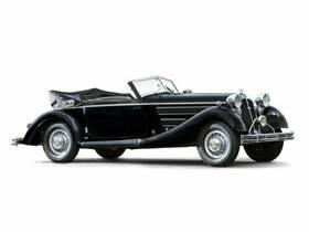 HORCH-WERKE 853A Sport Cabriolet