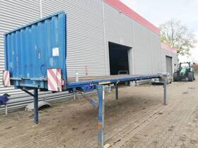 Sonstige Hersteller 20 Fuß Plattform