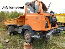 DAIMLER-BENZ LK 814 K 4x2 Unfallschaden