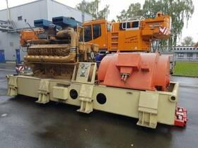 MAYBACH Dieselmotor mit Generator Typ MD865/1