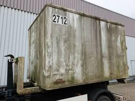 Sonstige Hersteller City-Abrollcontainer ca. 12m³