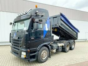 IVECO-MAGIRUS Stralis AS260S50 6x4