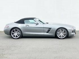 MERCEDES-BENZ SLS AMG 6.3 Roadster