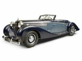 MAYBACH SW-38 Spezial Roadster / Cabriolet