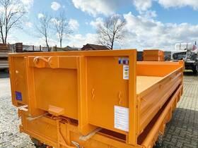 GASSMANN City-Abrollcontainer mit abklappbaren Bordwänden