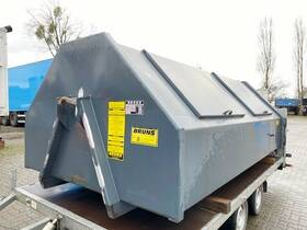 BRUNS City-Abrollcontainer HL 40/S