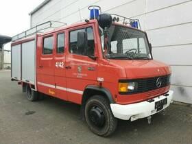 DAIMLER-BENZ 814 D LF 8/6 4x2