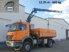 DAIMLER-BENZ Axor 1828 4x4