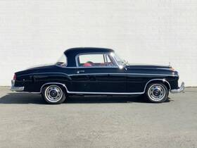 MERCEDES-BENZ 220 SE Ponton Coupe