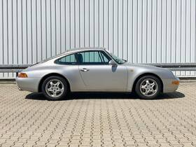 PORSCHE 911 Carrera 2 (993), Coupé