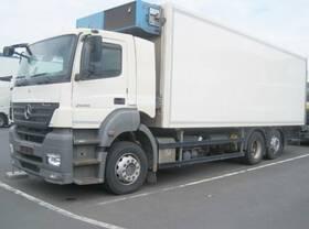 DAIMLER-BENZ Axor 2540 L 6x2