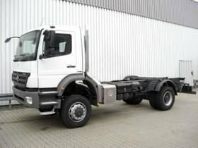 DAIMLER-BENZ Axor 1829 4x4