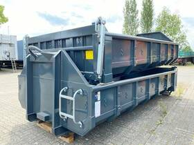 GASSMANN Abrollcontainer mit Klappe ca. 9m³