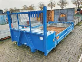 BENNES RHONE ALPES Abrollcontainer Citylift