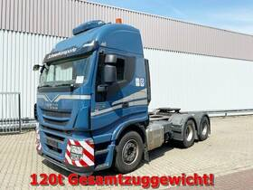 IVECO-MAGIRUS Stralis AS440S50 6x4