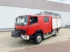 DAIMLER-BENZ 917 AF 4x4 Doka