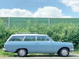 OPEL Rekord C2 Caravan 1700