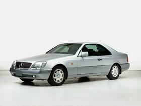 MERCEDES-BENZ S 600 Coupe / CL 600 Coupe