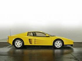 FERRARI (I) Testarossa Coupe