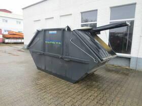 WEBER,WERNER DM10 Absetzcontainer mit Deckel ca. 10m³