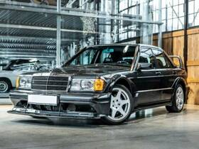 Mercedes-Benz 190 E 2.5-16 Evolution II, Nr. 215 von 500 gebauten
