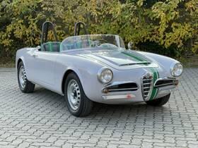 Alfa Romeo Spider1600
