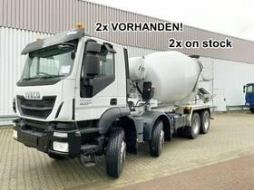 Iveco Trakker AD340T40B 8x4